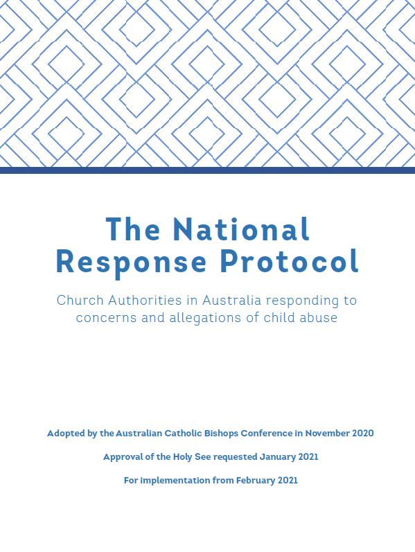ACBC - National Response Protocol Front Page